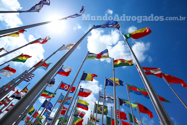 Quais os principais serviços do direito internacional?