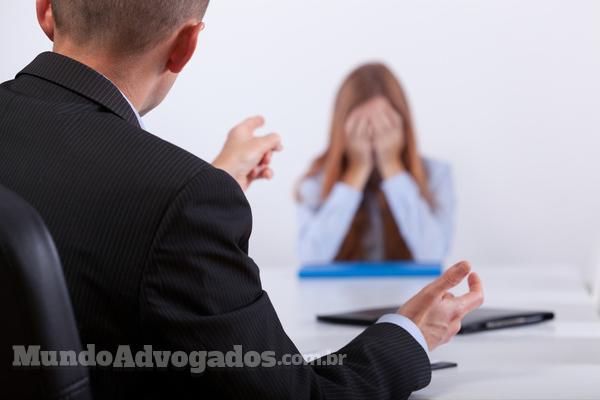 O que fazer em caso de assédio moral no trabalho?